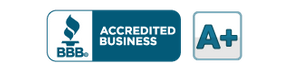 BBB Accredited Business | A+ Rating